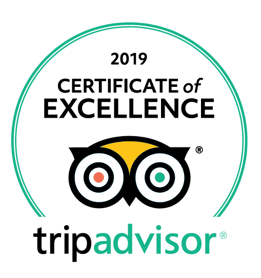 2019 TripAdvisor Certification