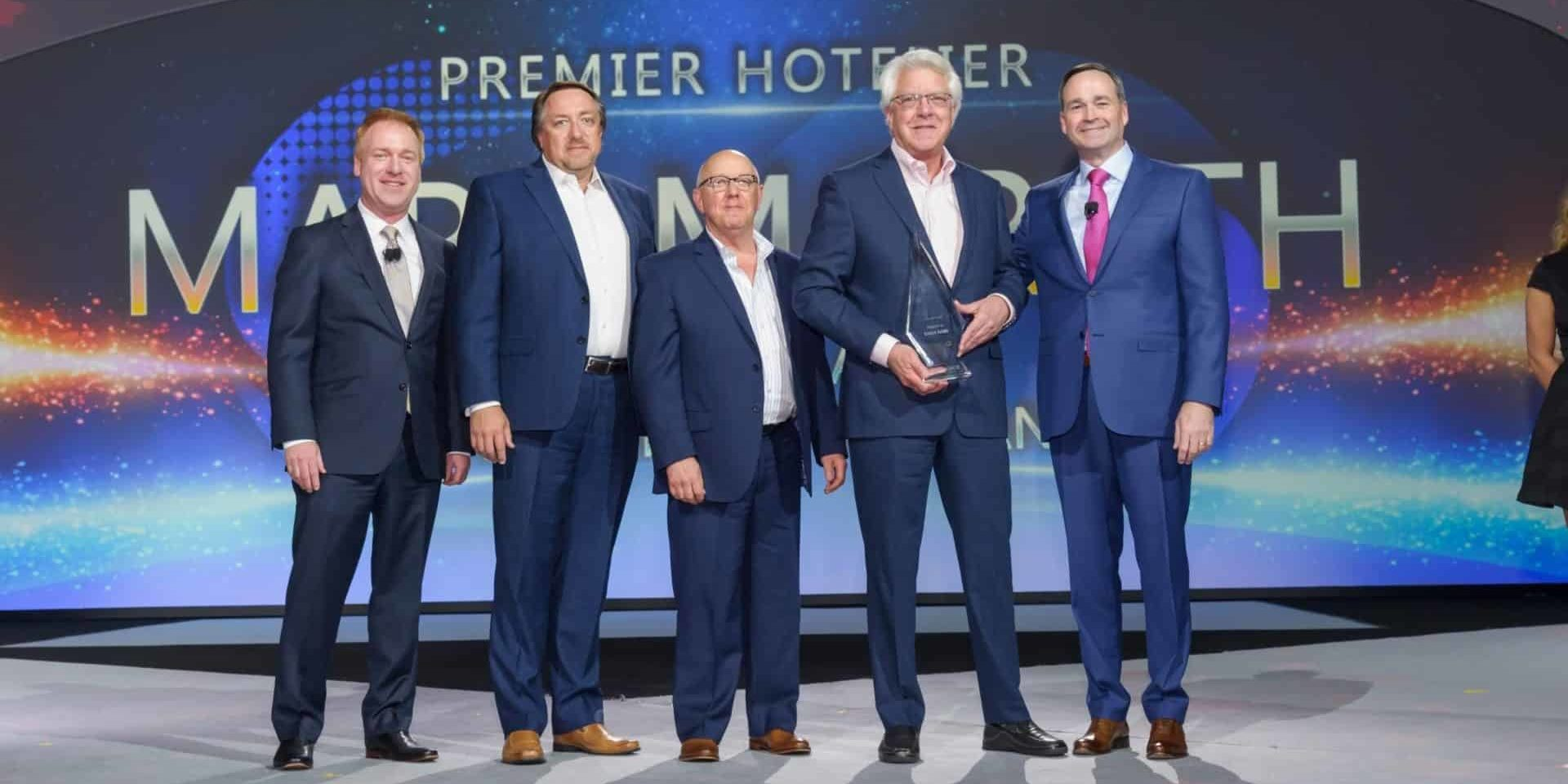 press release, hotelier of the year