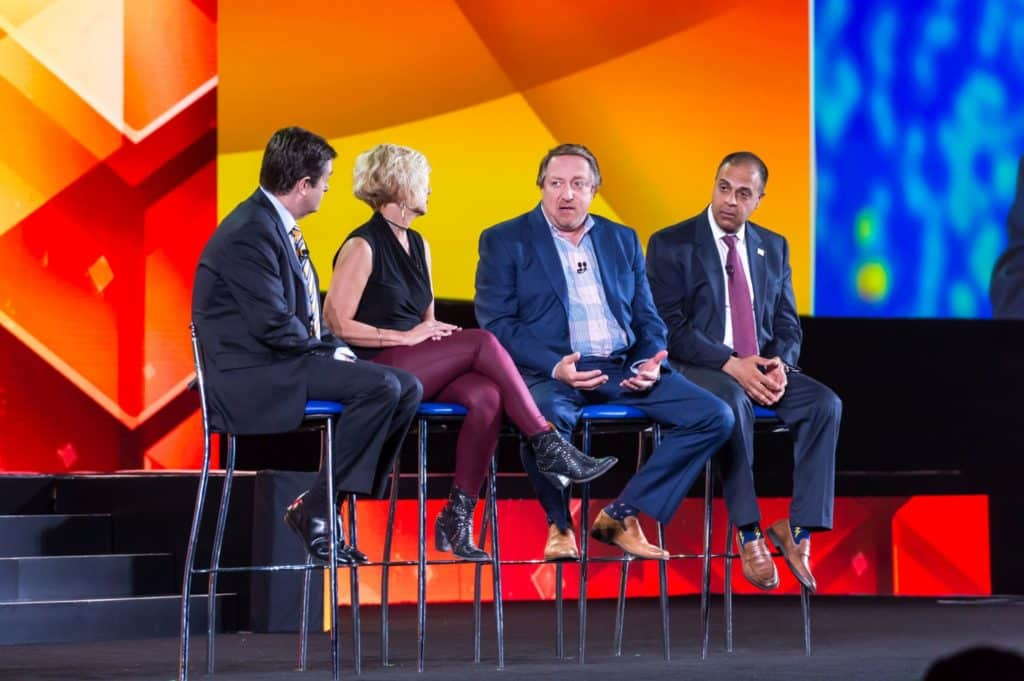 Choice Hotels Conference Panel & Awards